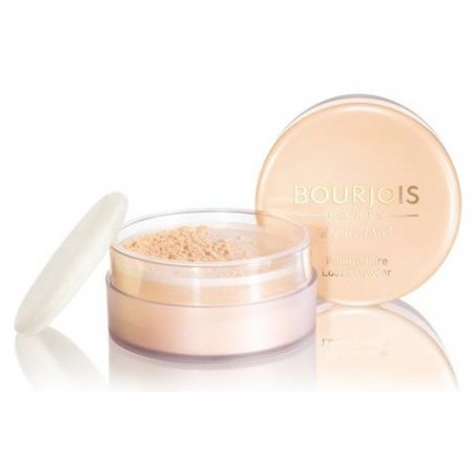 Bourjois Loose Powder Puder Sypki 01 Peach
