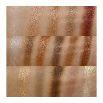 Unikalne Makeup Revolution Naked Chocolate Paleta Cieni do Powiek BF99