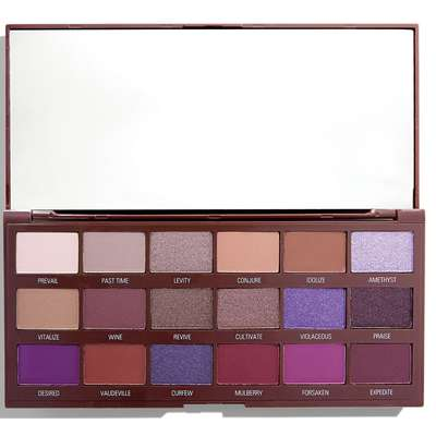 78f5b40ce464 Makeup Revolution Violet Chocolate Paleta Cieni do Powiek