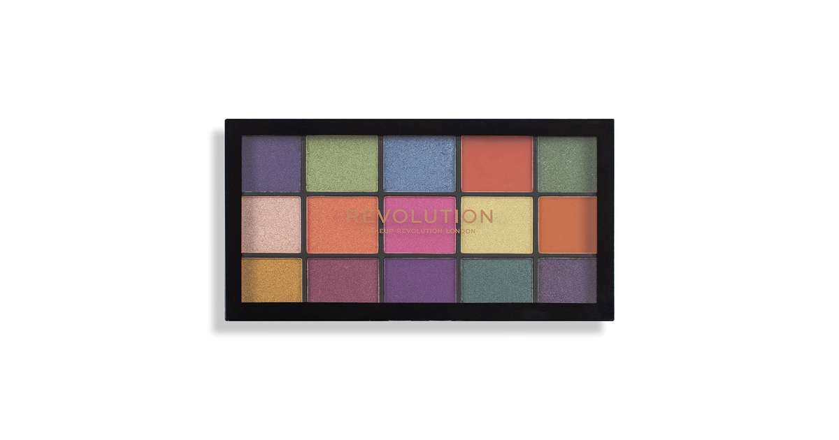 Makeup Revolution Re-Loaded Paleta Cieni do Powiek Passion for Colour - sklep Cocolita